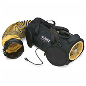 """Allegro Air Bag 8 Blower With 15' Ducting 9535-08, 8"""" Dia., 1/4HP, 760 CFM"""