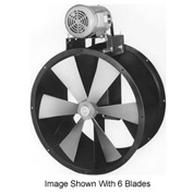 "12"" Totally Enclosed Wet Environment Duct Fan - 3 Phase 1/2 HP"