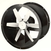 "18"" Totally Enclosed Direct Drive Duct Fan - 3 Phase 1 HP"