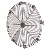 """Front Guard for 48"""" Exhaust Fans"""