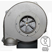 Americraft Aluminum Blower, HADP10-11/2-T-TE-CWDB, 1-1/2 HP, 3 PH, TEFC, CW, Downblast