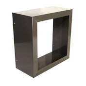 """Fan and Shutter Mounting Box for 24"""" Exhaust Fans"""