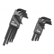 Combination Hex Key Sets, ALLEN 56009