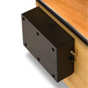"""CPU Enclosure For Side Mounting - Putty 22""""W x 5""""D x 14""""H"""