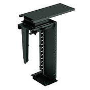 CPU Desk Mounting Bracket - Black