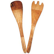 Alegacy 013010 - Salad Fork And Spoon Set 10""