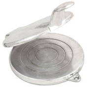 "Alegacy 3450HP - Aluminum Hamburger Press, 4-1/2"" Diameter"