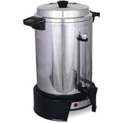 Alegacy 3500E - Coffee Pro, Percolator, 55 Cups, 110 Volt