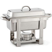 "Alegacy AL324A - The Original Six In One Chafer 1/3""x2"" with 1 Pan size 1/3""x4"""