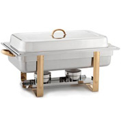 Alegacy AL420GA - Full Size Chafer, Gold