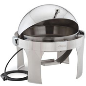 Alegacy AL520AE - Half, Size Dome Cover Savoir™ Chafer/Electric