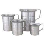 Alegacy ML20 - 2 Qt. Aluminum Liquid Measures
