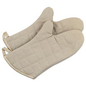"Alegacy POM15 - Grill & Oven Mitts, Protection Up Up 400°F, Cotton, Sold In Pairs, 15"" - Pkg Qty 72"