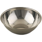"Alegacy S873 - 3 Qt. Heavy, Duty Mixing Bowl 9-1/2"" Dia. - Pkg Qty 12"