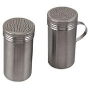 Alegacy SDH3571 - 16 Oz. Stainless Steel Dredge With Handle - Pkg Qty 12