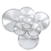 Alegacy SSSPL20 - 18/8 Stainless Steel Cover Fits 20 Qt.