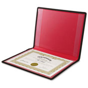"Anglers Diploma and Certificate Holder - Polypropylene - 12"" x 9"" - Black"