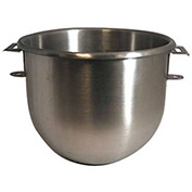 Alfa 12VBWL - Mixer Bowl For Hobart A120, Stainless Steel, 12 Qt. Mixer