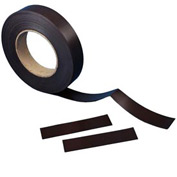 "Plain Magnetic Roll Stock, 2"" x 50 ft, Scored 2"" x 4"""
