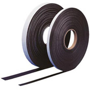 "Self Adhesive Magnetic Strip, 100 ft x 2"" H Roll"