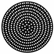 """American Metalcraft 18910SPHC - Pizza Disk, 10"""", Super Perforated, 164 Holes, W/Hard Coat"""