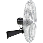 "Airmaster Fan 24"" Ultra Quiet Wall Mount Fan 20620K 1/4 HP 5739 CFM"