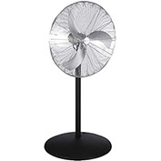 "Airmaster Fan 18"" Pedestal Oscillating Fan 20894 1/5 HP 2600 CFM"