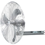 "Airmaster Fan 24"" I-Beam Mount Fan 37139 1/3 HP 5588 CFM"