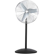 "Airmaster 30"" Oscillating Pedestal Fan 71568 Adjustible Height 60-74"" 7800CFM"