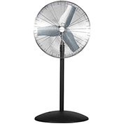 Airmaster Fan I-30W2A (3-SP) 30 Inch  Wall/Ceiling  Fan 1/3 HP 7200 CFM , Non-Oscillating