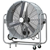 "Airmaster Fan 48"" Belt Drive Swivel Mount Mancooler® 60026 1 HP 17730 CFM"