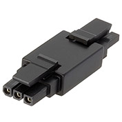 Lithonia Lighting RAZ ERC M12 Rayzer LED End Row Connector, 24V