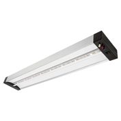 Lithonia Lighting GRWL 24IN 40K 80CRI SLV LED Grow Light, Switchable 400-700 Nanometers