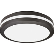 Lithonia OLCFM 15 DDB M4  LED Outdoor Ceiling-Mount General Purpose Light 120V 1000 Lumens