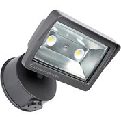 Lithonia OLFL 14 PE BZ M4  LED Security Flood Light 120V 1351 Lumens