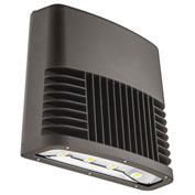 Lithonia Lighting OLWX2 LED 90W 50K DDB M2, LED Wall Pack, 90W, 7126 Lumens, 5000K, Bronze