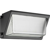 Lithonia TWR2 LED 1 50K MVOLT DDB LED Wallpack, 79W, 5000K, 6979 Lumens