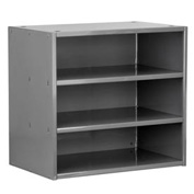 Akro-Mils Super Modular Cabinet AD1817P Putty No Drawers 18 x 17 x 16-1/2