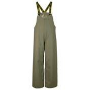 Viking® Norseman Bib Pants, Green, M, 3110P-M