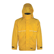 Viking® Journeyman 420D Jacket, Yellow, XXXXL, 3300J-XXXXL