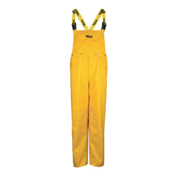 Viking® Journeyman 420D Bib Pants, Yellow, XXXL, 3300P-XXXL
