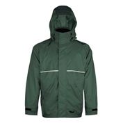 Viking® Journeyman 420D Jacket, Green, S, 3305J-S