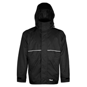 Viking® Journeyman 420D Jacket, Black, XXXL, 3307J-XXXL