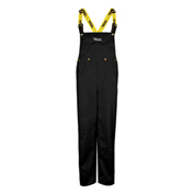 Viking® Journyman 420D Bib Pants, Black, XXXXL, 3307P-XXXXL