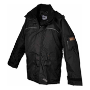 Viking® Professional Thor 300D Trilobal Jacket, Black, L, 3910JB-L