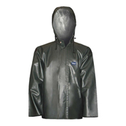 Viking® Journeyman Jacket with Hood, Green, XXXL, 4125J-XXXL