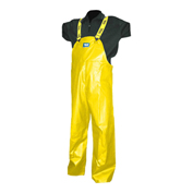 Viking® Journeyman Bib Pants, Yellow, XL, 5110P-XL