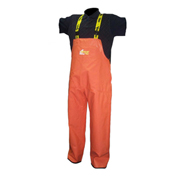 Viking® Bristol Bay Bib Pant, Orange, L, 8110P-L