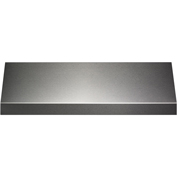 Broan AP136SS 9 Inch Pro-Style 36 Inch Range Hood, 440 CFM, Variable Speed Control