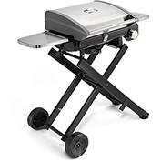 Cuisinart All-Foods Roll-Away Portable Outdoor LP Gas Grill